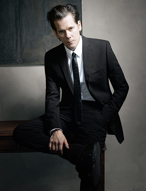 Kevin Bacon photographed by Spicer